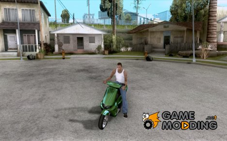 Gilera Runner 50SP Skin 1 for GTA San Andreas