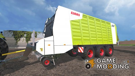 Class Cargos 9600 для Farming Simulator 2015