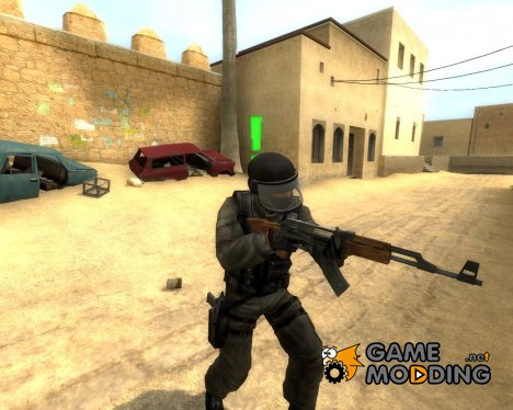 Swat Pack II для Counter-Strike Source