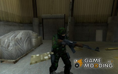 Camo Urban для Counter-Strike Source