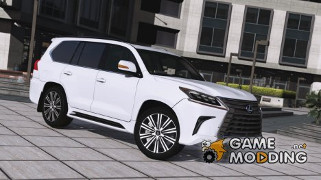 2016 Lexus LX 570 2.0 for GTA 5