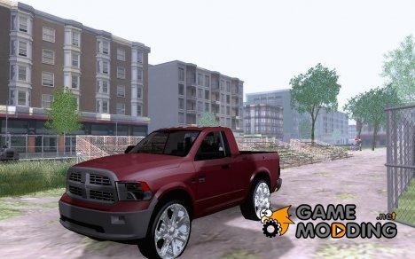 Dodge Ram Power 2012 for GTA San Andreas