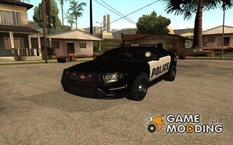 Police Cruiser из GTA 5 для GTA San Andreas