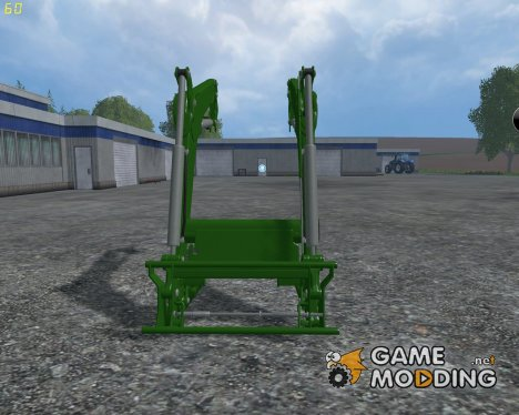 John Deere FrontLoader для Farming Simulator 2015