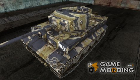 Tiger I для World of Tanks