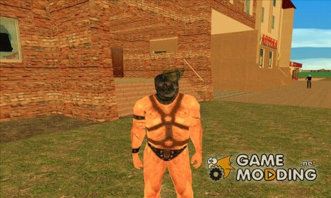 Manhunt 2-Gimp Bouncer для GTA San Andreas