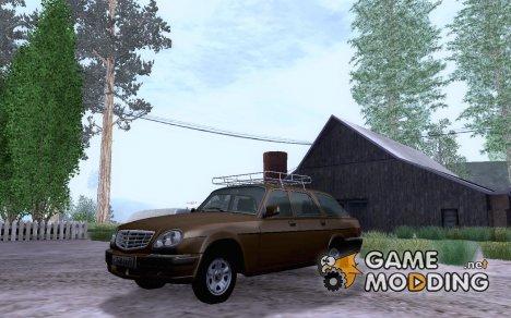 ГАЗ 31104 Волга for GTA San Andreas