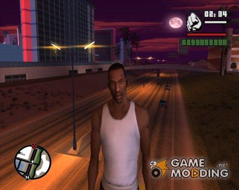 Реалистичные эффекты for GTA San Andreas