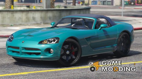 Dodge Viper SRT-10 Cabrio 2.0 for GTA 5