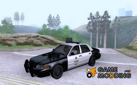 Ford Crown Victoria Police Intercopter для GTA San Andreas