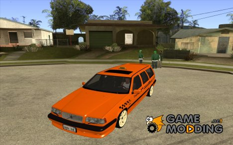 Volvo 850 R Taxi for GTA San Andreas