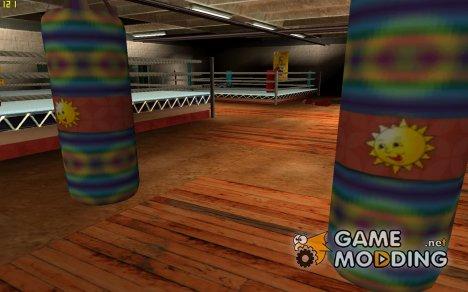 Детская боксерская груша для GTA San Andreas