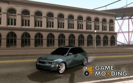 """Audi A3 + Gallop Veneza 18"""" FIXA для GTA San Andreas"""