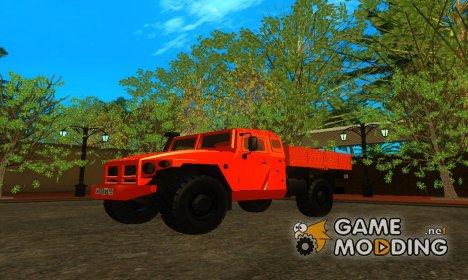 ГАЗ - 2330 СПМ Опытный образец for GTA San Andreas