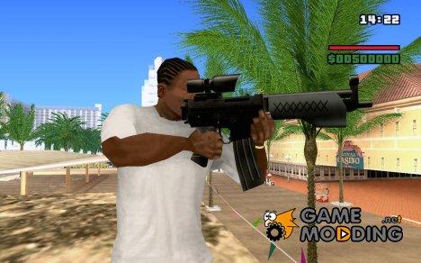 Mp5lng for GTA San Andreas