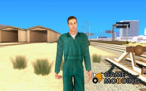 Новый механик for GTA San Andreas
