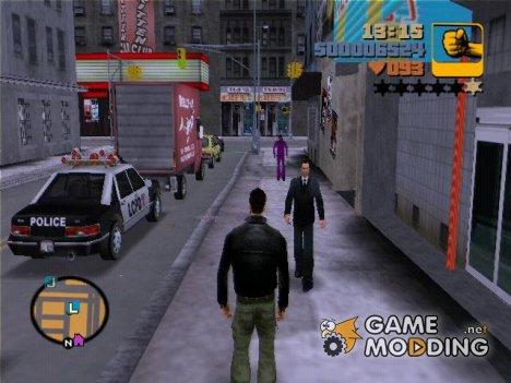 Gangs of Liberty для GTA 3