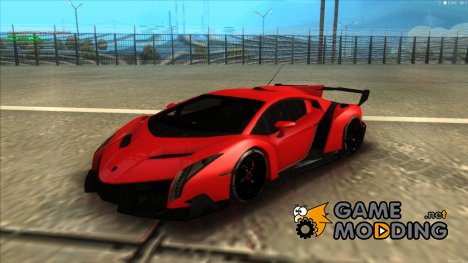 Lamborgini veneno for GTA San Andreas