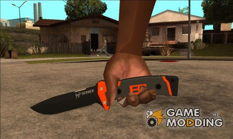 Bear Grylls Knife for GTA San Andreas
