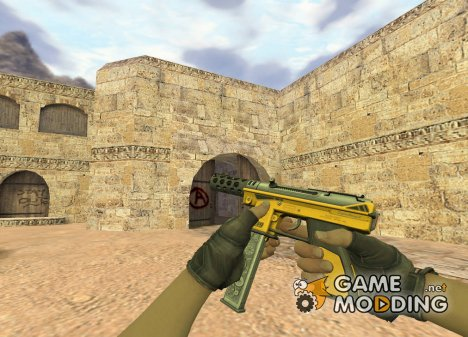 Tec-9 Fuel Injector for Counter-Strike 1.6