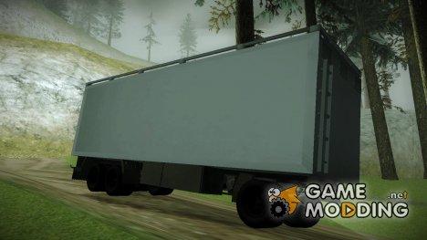 """Прицеп Камаза """"Арбуз-Транс"""" для GTA San Andreas"""