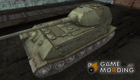 VK4502(P) Ausf B 27 for World of Tanks