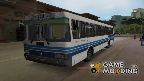 ЛАЗ 52527 for GTA Vice City