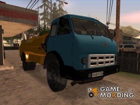 МАЗ 500А Топливозаправщик for GTA San Andreas