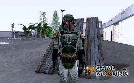 БобаФетт из джедайской академии for GTA San Andreas