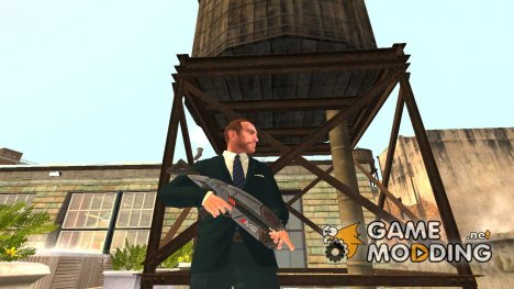 M8 Avenger for GTA 4