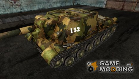 ИСУ-152 DEATH999 for World of Tanks