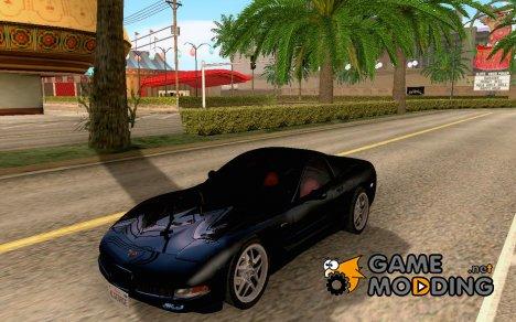 Chevrolet Corvette C5 Z06 для GTA San Andreas