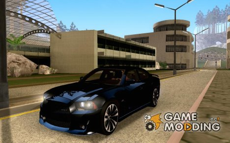 Dodge Charger SRT8 2011 V1.0 для GTA San Andreas