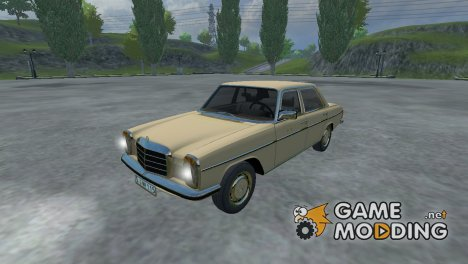 Mercedes-Benz 200D for Farming Simulator 2013