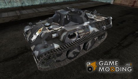 VK1602 Leopard  Soldner86rus для World of Tanks