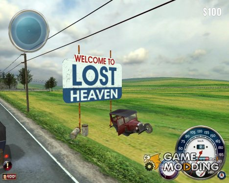 Указатель Welcome to Lost Heaven for Mafia: The City of Lost Heaven
