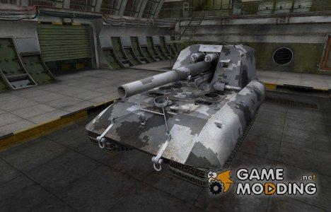 Камуфлированный скин для GW Typ E for World of Tanks