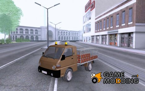 Hyundai Porter Propan для GTA San Andreas