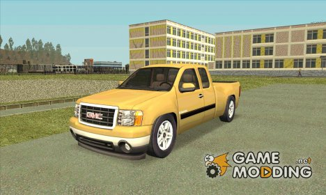 GMC Sierra 2010 for GTA San Andreas