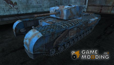 Шкурка для Черчилль для World of Tanks
