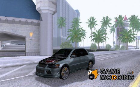 Mitsubishi Lancer Evo IX for GTA San Andreas