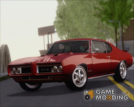 Pontiac GTO 1968 for GTA San Andreas