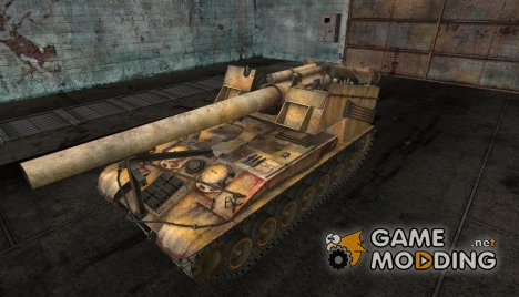 Шкурка для T92 for World of Tanks