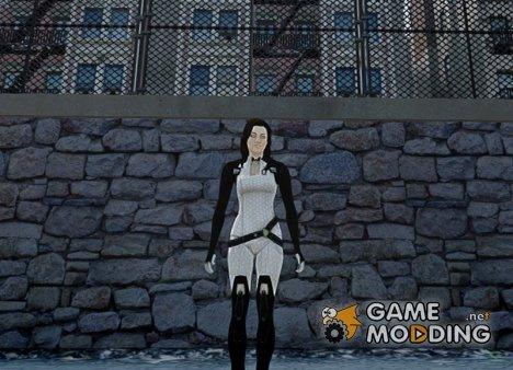 Миранда из Mass Effect 3 для GTA 4