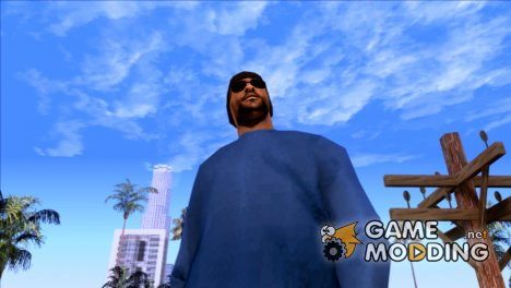Mad Dogg из Crips for GTA San Andreas