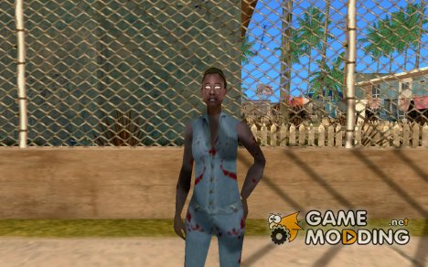 Zombie Skin - sbfyst for GTA San Andreas