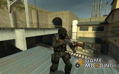Royal Marine Commando SAS для Counter-Strike Source