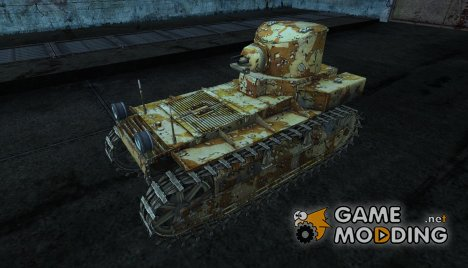 T1 Cunningham от sargent67 для World of Tanks