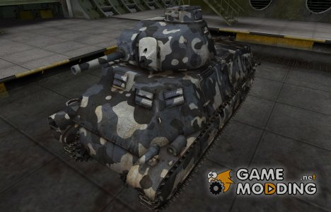 Немецкий танк PzKpfw S35 739 (f) для World of Tanks