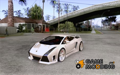 Lamborghini Gallardo MW for GTA San Andreas